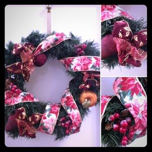 Wreath/Or a Fun Re-Do Project 🌟